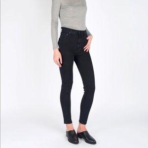 Agolde Roxanne super high rise jeans